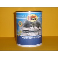 POLYACRYLIC YACHT PAINT OF TWO COMPONENTS FOR GRP